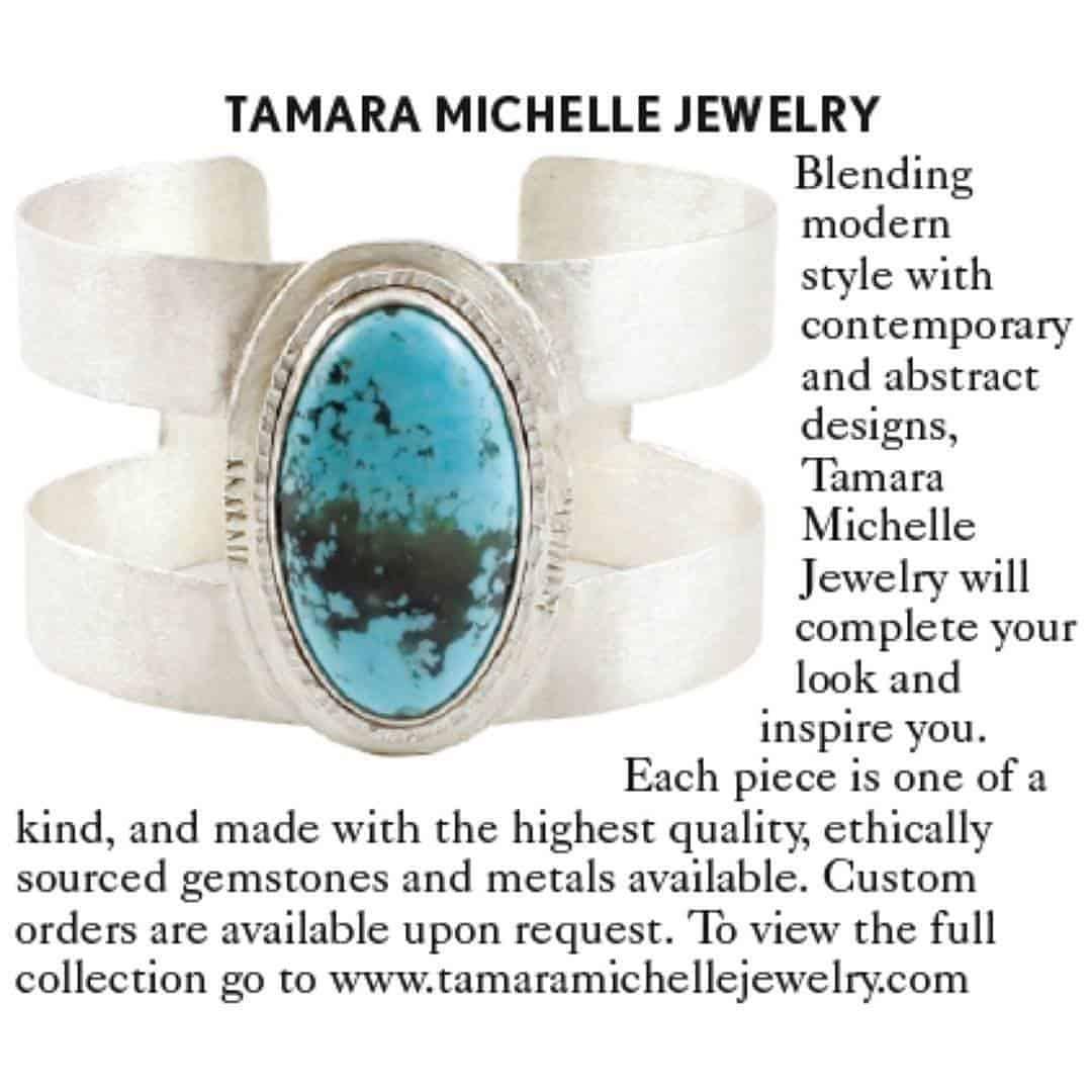 Vogue UK - July - Tamara Michelle Jewelry